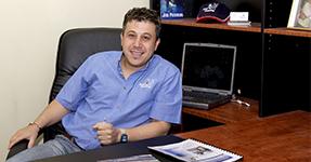 Haydar Hussein, Founder