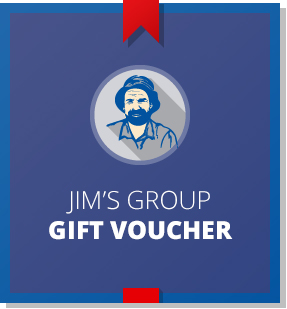 Jims Group Gift Vouchers
