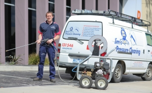 Jim's Pressure Cleaning Franchise